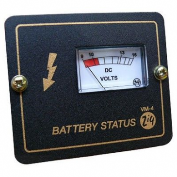 Zig VM4 Battery Condition Meter Voltmeter